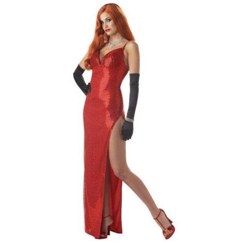 Elegant Hollywood Movie Star Adult Fancy Dress Costume BS011020  Karnival