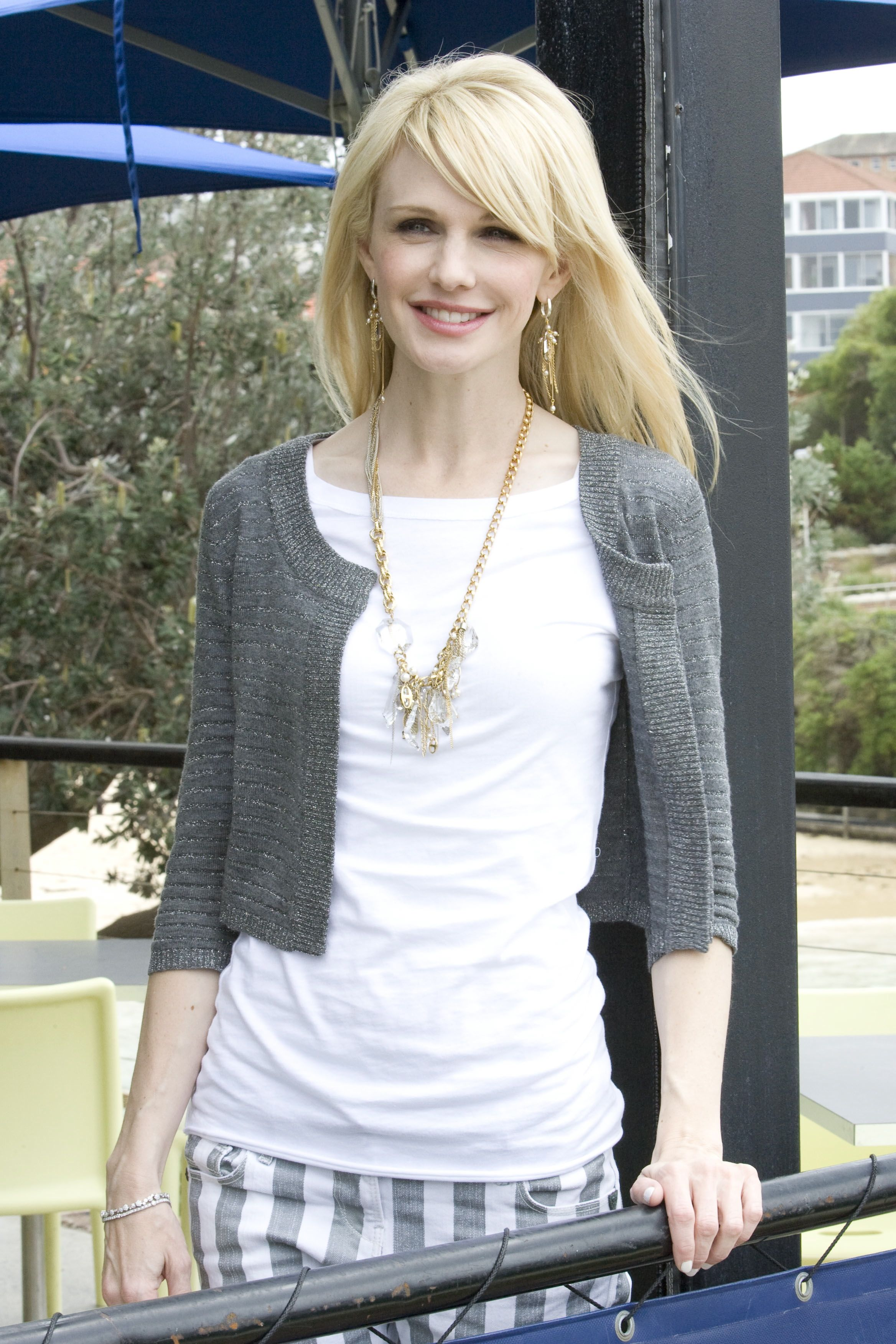 Are not kathryn morris sexy happens